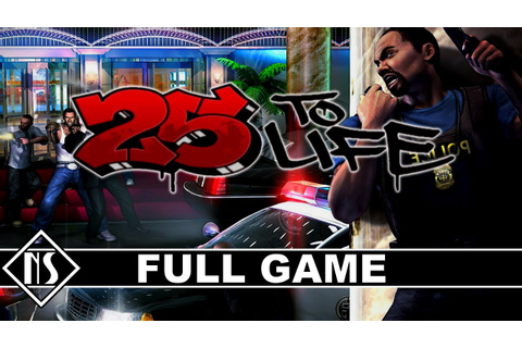 25 To Life (PC) - Full Game - Longplay - YouTube