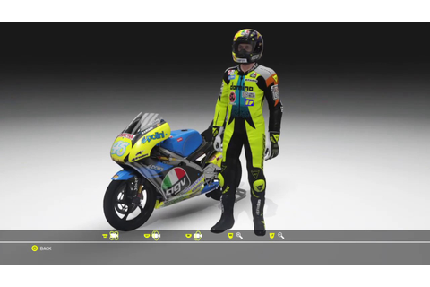 Valentino Rossi the game compact game play - YouTube