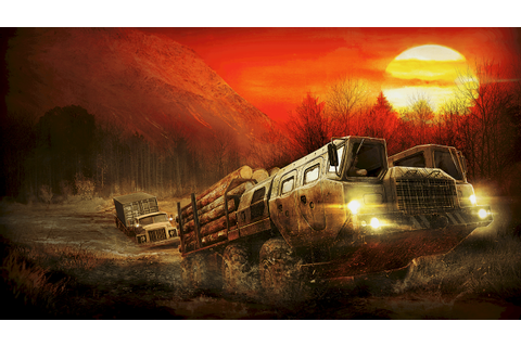 About Spintires: MudRunner game | About MudRunner game