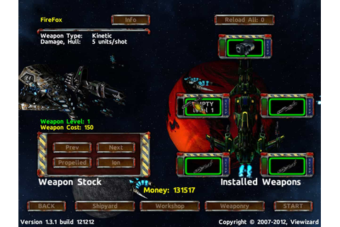 AstroMenace - Free 3D Space Shooter PC Game - FOSS Games ...