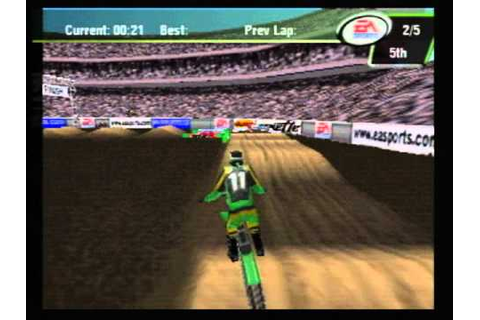 Supercross 2000 - Nintendo 64 - YouTube