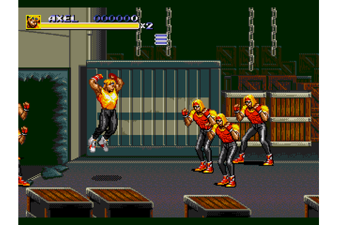Streets of Rage 3 Download Game | GameFabrique