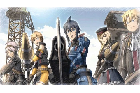Valkyria Chronicles 3 Game Review gameplay Walkthrough ...