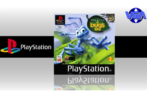 1001 Pattes A Bug's Life Gameplay Ps1 ( 1999 ) - YouTube