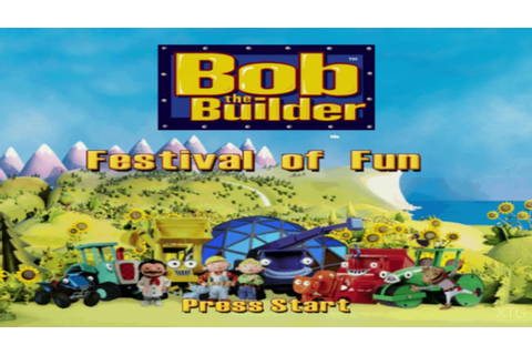 Bob the Builder: Festival of Fun PS2 Gameplay HD (PCSX2 ...