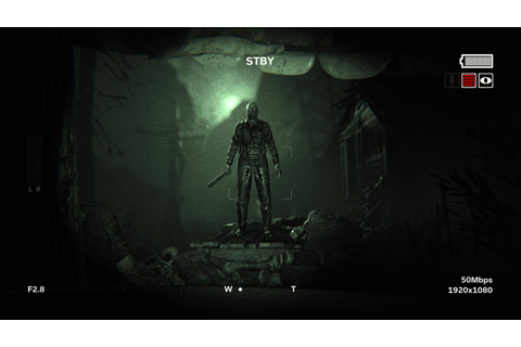 Outlast 2 – watch the first 10 minutes of gameplay and ...