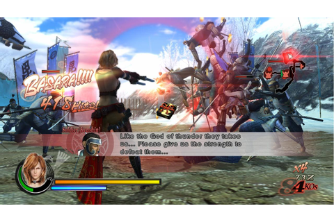 Download PC Game: Sengoku Basara: Samurai Heroes 3 ...