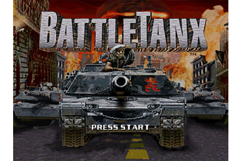 BattleTanx - Absolutely Tanktastic | Good Old Reviews ...
