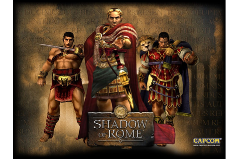 Podcast: Shadow of Rome Game Club | Gaming History 101