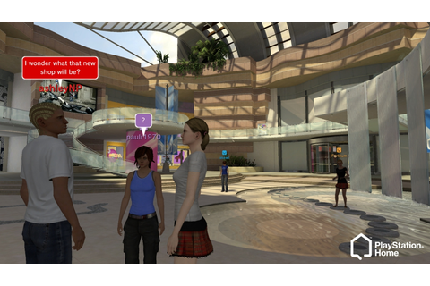 Sony sets the stage for launch of its Home virtual world ...