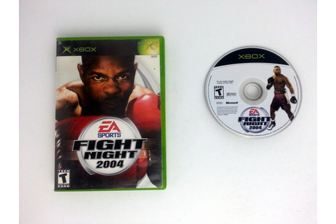 Fight Night 2004 game for Xbox | The Game Guy