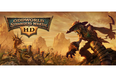 Oddworld: Stranger's Wrath HD on Steam