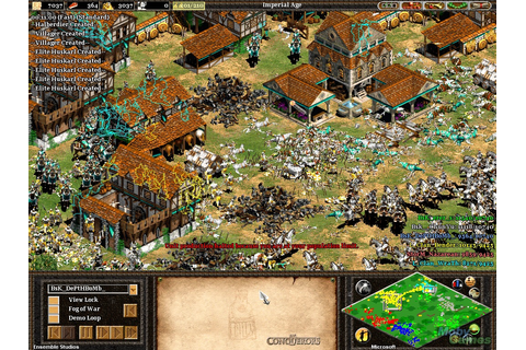 Download: Age of Empires II: The Age of Kings PC game free ...