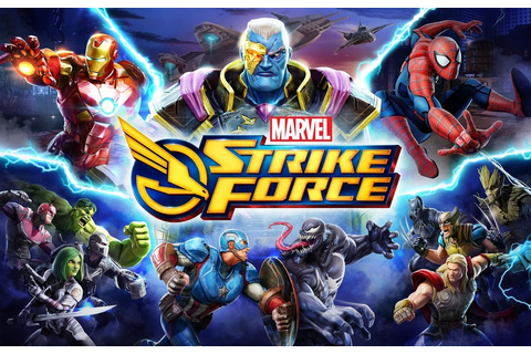 Marvel Strike Force | Marvel Database | FANDOM powered by ...