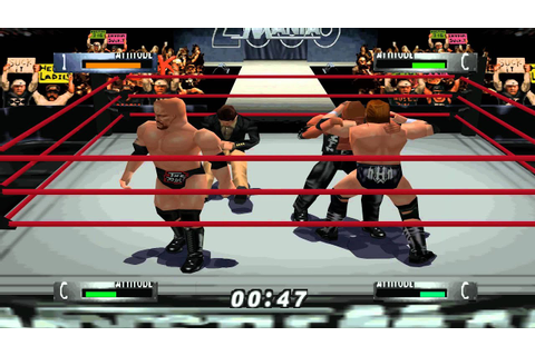 WWF WrestleMania 2000 N64/PC 1080P GamePlay Part One - YouTube