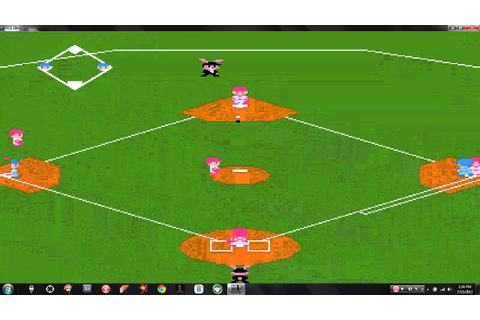 NES: Bad News Baseball - Cardinals vs Cubs - YouTube