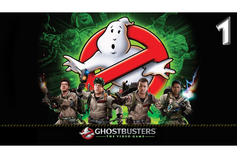 Ghostbusters The Video Game Прохождение Часть 1 - YouTube