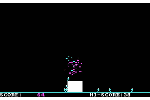 Download Paratrooper shooter for DOS (1982) - Abandonware DOS