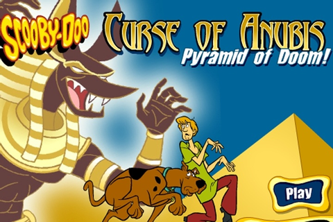 Scooby Doo Curse of Anubis Game - Scooby Doo games - Games ...