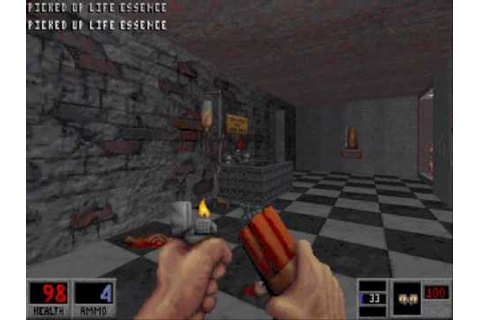 Blood (1997) FPS Game - YouTube