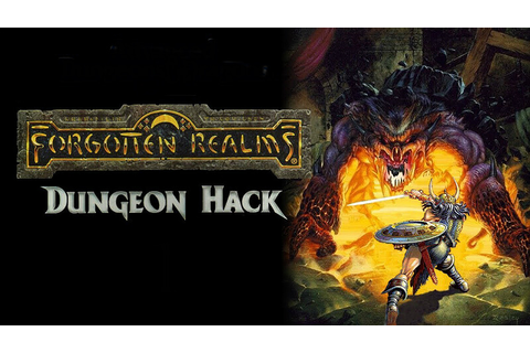 Dungeon Hack (1993 years) Download Free for PC ...