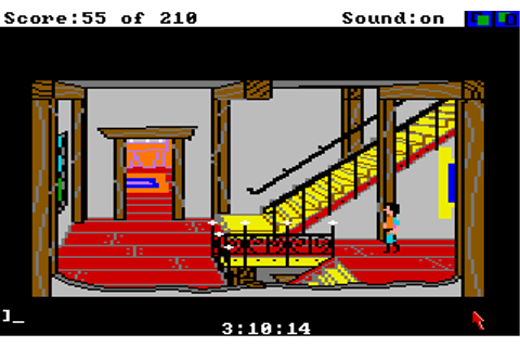 King's Quest III: To Heir is Human - My Abandonware