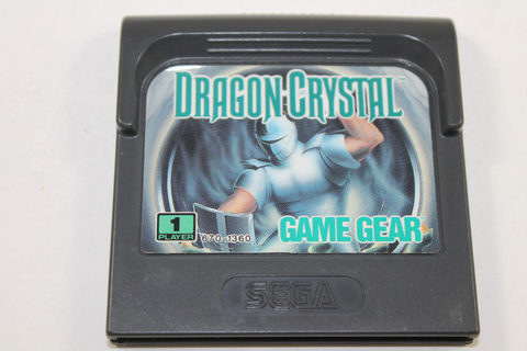 Dragon Crystal - Sega Game Gear