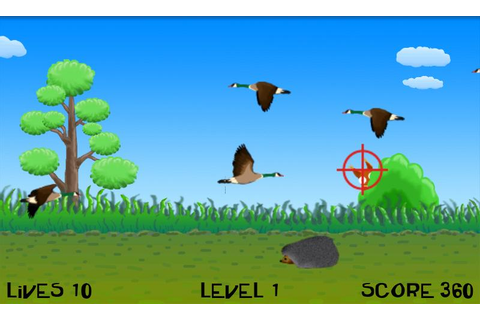 Duck Hunter Game - Pro - Android Apps on Google Play