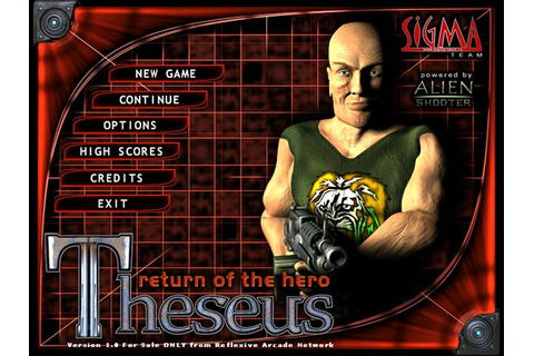 Theseus: Return of the Hero game: Download and Play