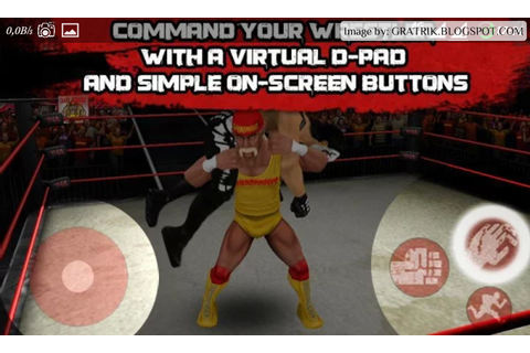 [46 MB] TNA Wrestling Impact APK Android Game Download ...
