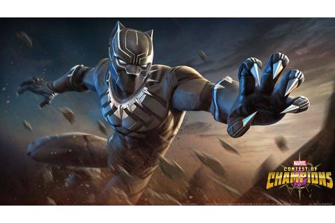 EXCLUSIVE: Civil War's Black Panther Comes to Marvel Games ...