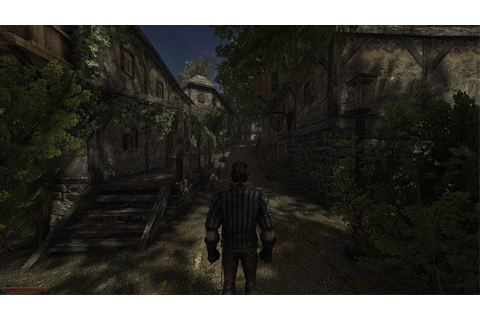 GAME MOD Gothic II: Night of the Raven System Pack v.1.6 ...