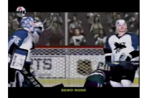 "All ""EA Sports NHL"" Game Intros from NHL 2001 to NHL 09 ..."