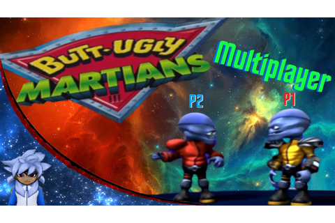 Butt-Ugly Martians: Zoom or Doom - Splitscreen Multiplayer ...