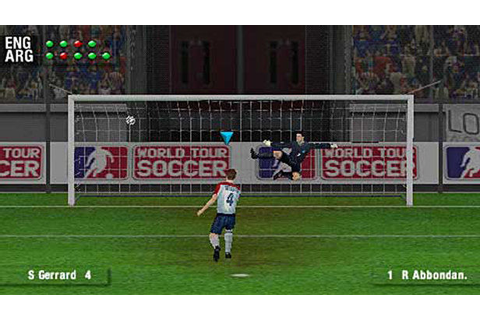 World Tour Soccer: Challenge Edition Download - Old Games ...