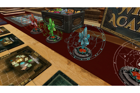 Tabletop Simulator - Wizard's Academy on Steam