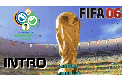 Fifa 06 coupe du monde intro ea xbox 360 ps2 gamecube pc ...