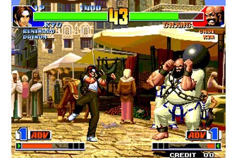King Of Fighters '98: The Slugfest, The - Videogame by SNK