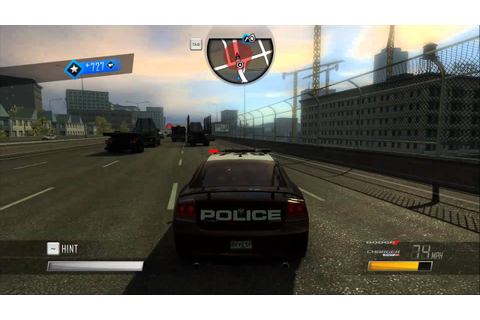 DriverSanFrancisco the best game for Police pursuit - YouTube