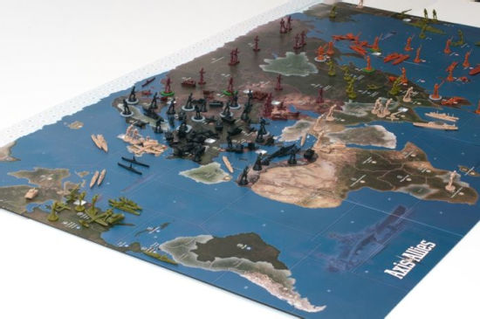 Axis & Allies 1941 Board Game | 653569705345 | Item ...