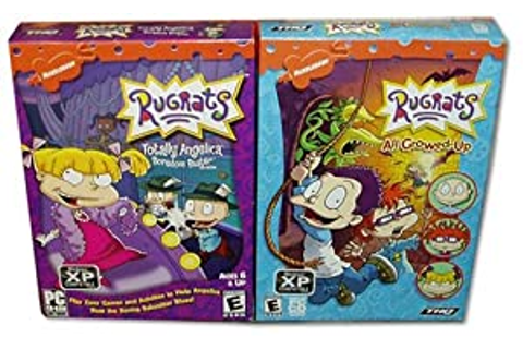 Amazon.com: Rugrats All Growed Up and Totally Angelica ...
