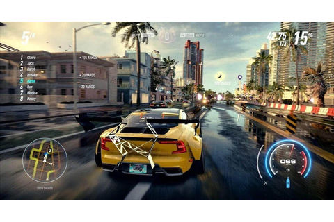 NFS / Need for Speed: Heat Free Game to Download ...