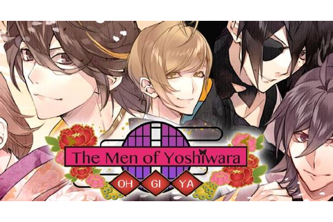 The Men of Yoshiwara: Ohgiya Free Download « IGGGAMES