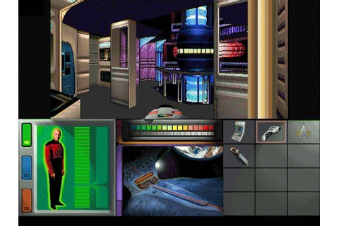 Star Trek Generations PC Game RARE 1997 Trailer - YouTube