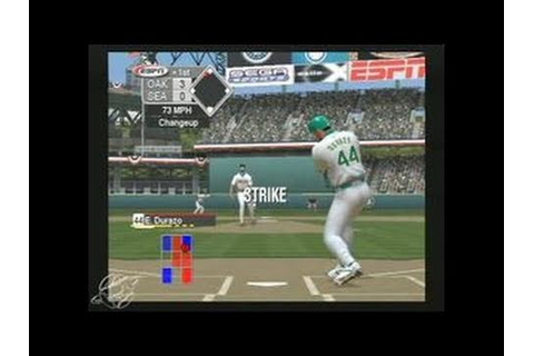 World Series Baseball 2K3 PlayStation 2 - YouTube
