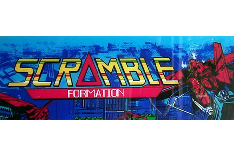 Scramble Formation - Videogame by Taito
