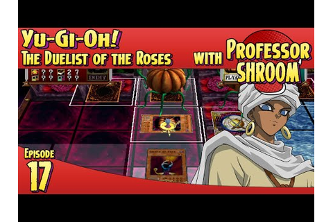 Yu-Gi-Oh! The Duelists of the Roses - EP17 - Shadi Morton ...