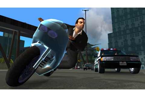 GTA: Liberty City Stories out now on iOS - VG247