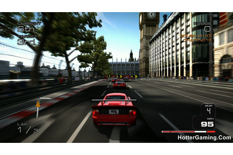 Project Gotham Racing 4 Free Download Xbox 360 Game ~ Full ...