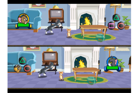 Play Tom and Jerry in House Trap Sony PlayStation online ...